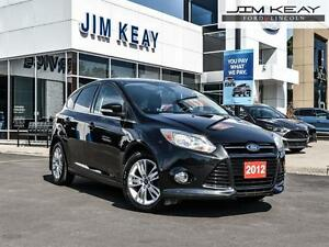 2012 Ford Focus SEL HATCH*2.0L I4*AUTOMATIC*REAR PARK AID*6-WAY