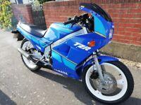 Yamaha Tzr 125 sports bike like aprilia rs & cagiva mito