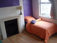 "Roomshare per week £110 """""""""" zone 1-2 """""""""""" SHORT TERM"