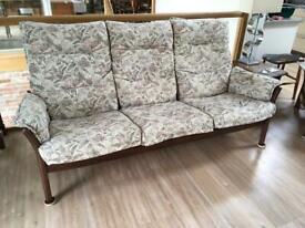Ercol Saville 3 seater sofa