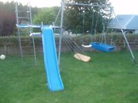 TP Triple Swing Deck Set - MAKE AN OFFER! - DELIVERY AVAILABLE
