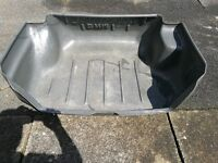 BMW X5 carbox boot liner