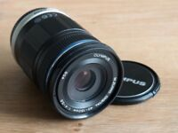Olympus M.Zuiko Digital 40-150mm f/4.0-5.6 ED lens for Micro Four Thirds