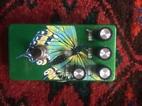 Love Pedals Butterfly Kiss Chorus Pedal - Boss CE-1 style chorus