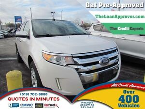 2011 Ford Edge SEL | LEATHER | ROOF | HEATED POWER SEATS