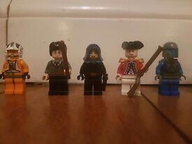 Lego Minifigures (11)