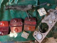 Selection Ford Truck parts -1964-1968 D series