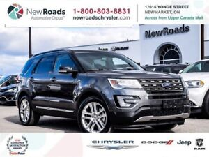 2017 Ford Explorer XLT - 4WD|NAV|R-CAM|BLUETOOTH|