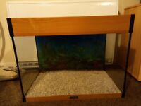Fish tank, unit, filter