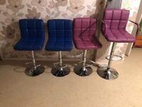 4 kitchen stool £50
