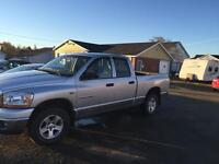 2006 Dodge Power Ram 1500 slt sport Pickup Truck 4x4