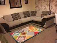 DFS Destiny Corner Sofa £600 or best offer