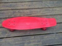 Skateboard - Red - Eltham