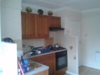 • Ground floor flat • Furnished • Double bedroom • Kitchen/lounge • Private Garden • Long Term Let