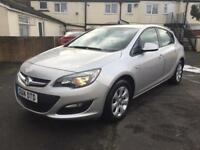 Vauxhall Astra 1.6 diesel start stop 2014