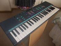 Bontempi Portable full size electronic organ piano keyboard stereo ES5300