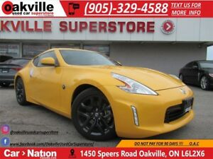 2017 Nissan 370Z ULTRA LOW KM | 332 HP!! | WHY BUY NEW?!! |