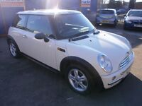 2005 MINI HATCH 1.4 ONE DIESEL 3DOOR, SERVICE HISTORY, HPI CLEAR, VERY CLEAN, DRIVES LIKE NEW