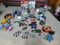 Marvel Avenger Lego Joblot