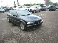 2003 BMW 325 Ci /LOADED/ LEATHER/CERTIFIED