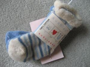 BRAND NEW - 2 PACK KUSHIES SOCKS (0-3 MOS)