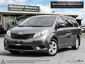2015 TOYOTA SIENNA - 7 PASS|CAMERA|NEW TIRES|58000KM|WARRANTY