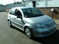 2003 03 CITROEN C3 1.4 SX 5 DOOR AUTOMATIC ** ONLY 70950 MILES ** SERVICE HISTORY ** 12 MONTH MOT *
