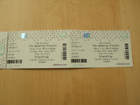 Two tickets for The Wedding Present Rock City 9th June 2017