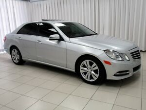 2013 Mercedes-Benz E-Class E300 4MATIC AWD w/ HEATED LEATHER, NA
