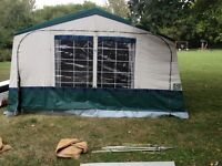 Conway Cambridge Trailer Tent fair condition hardley used