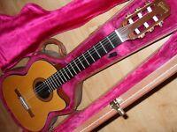 Gibson Chet Atkins CEC electric nylon string guitar w/OHSC