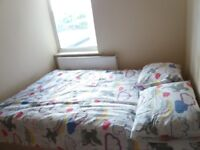 Beautiful furnished room in London (Leyton) for short stay or long term-no deposits, no hidden fees