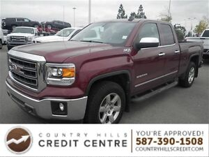 2015 GMC Sierra 1500 SLT|4X4|Back UP CAM|Remote Start|Leather