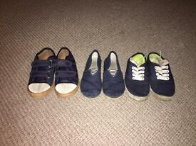 Size 9 boys toddler shoes