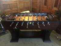 Fusball table