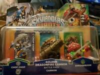 2 x Skylanders giants