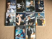 James Bond DVD bundle