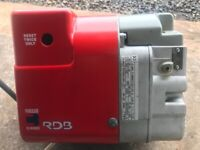 Riello RDB 2, 90-120 Oil Fired Burner in Excellent Condition. Fully Overhauled.