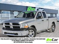 2012 RAM 1500 ST 4WD   V8   ONLY 67,000 KM Fredericton New Brunswick Preview