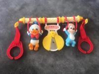 Vintage Disney toy bar