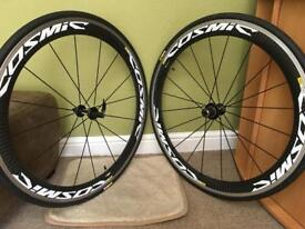 Mavic Cosmic Carbon Wheelset with Tyres