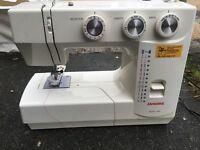 Janome 1580 sewing machine