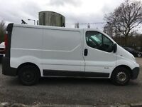 Renault Traffic /( Vivaro) No VAT , 08, 118000 Miles New MOT Clean and tidy through out