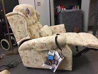 Celebrity Woburn riser recliner