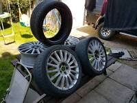 Ford alloy mondeo st
