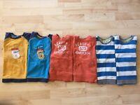 Pullover Gr. 86 / 92 Geox S.Oliver Zwillinge Sweatshirts Paket Hessen - Rabenau Vorschau