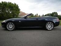 2008 Jaguar XK Convertible (Florida Car)