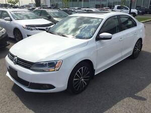 2014 Volkswagen Jetta 1,8 TSI Highline Cuir+ Toit Ouvrant Automa
