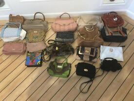 32 Assorted Handbags