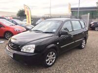 KIA Carens 2.0 GS 5dr (5 Seats) 1 Year MOT / Serviced